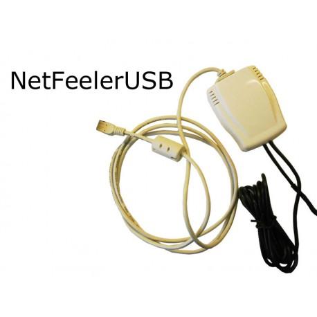 NetFeelerUSB - датчик T/гр.C, влажности
