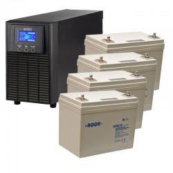 ИБП 1 кВт на 2 часа 35 минут