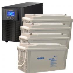 ИБП 1,5 кВт на 2 часа 45 минут