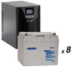 ИБП 2,4 кВт на 1 час 05 минут