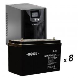 ИБП 2,4 кВт на 2 часа 55 минут