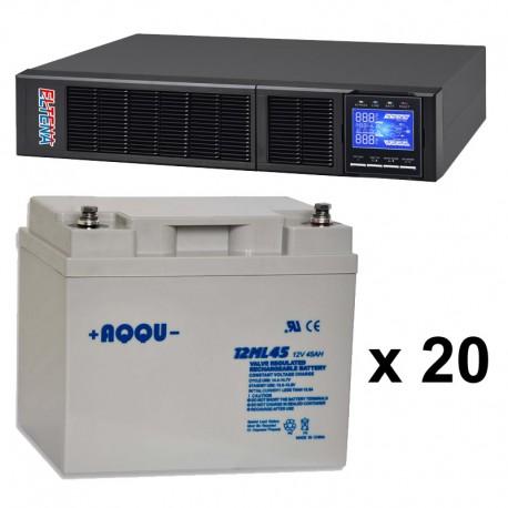 ИБП 5 кВт на 1 час 20 минут