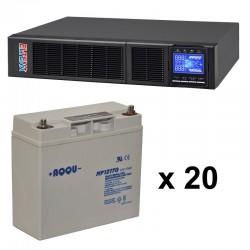 ИБП 6 кВт на 14 минут