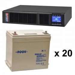 ИБП 6 кВт на 1 час 20 минут