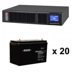 ИБП 6 кВт на 2 часа 45 минут