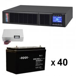 ИБП 10 кВт на 3 часа 25 минут