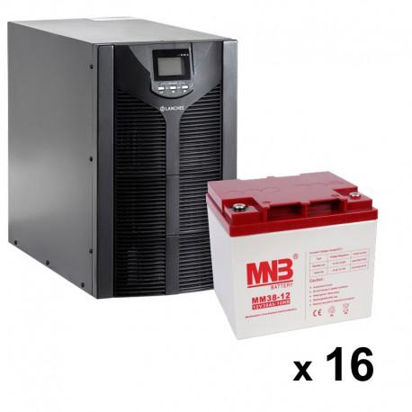 ИБП 3 кВт на 1 час 30 минут