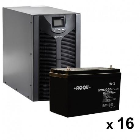ИБП 5 кВт на 5 часов 25 минут