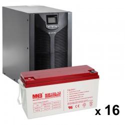 ИБП 3 кВт на 8 часов 50 минут